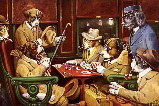 FOMC Poker